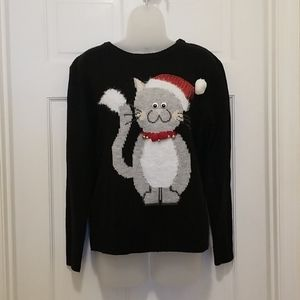 Sweaters - Cat lover Christmas sweater.